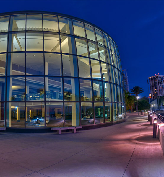 Mahaffey Theater Downtown St. Petersburg